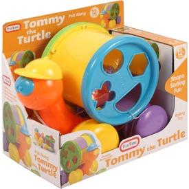 Tommy a teknős formakereső bébijáték Itt egy ajánlat található, a bővebben gombra kattintva, további információkat talál a termékről.