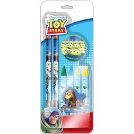 Írószer készlet 8 db Toy Story