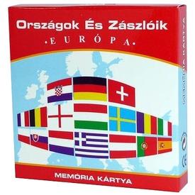 Országok és zászlók Európa memóriakártya Itt egy ajánlat található, a bővebben gombra kattintva, további információkat talál a termékről.