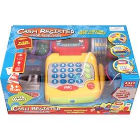 Játék pénztárgép, színes. 0801U185 Itt egy ajánlat található, a bővebben gombra kattintva, további információkat talál a termékről.