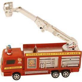 Tűzoltóautó emelőkosárral - 20 cm
