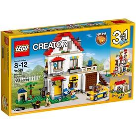 LEGO Creator Családi villa 31069 Itt egy ajánlat található, a bővebben gombra kattintva, további információkat talál a termékről.