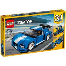 LEGO® Creator Turbó versenyautó 31070 Itt egy ajánlat található, a bővebben gombra kattintva, további információkat talál a termékről.