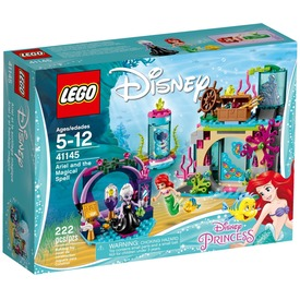 LEGO Disney Princess Ariel és a varázslat 41145 Itt egy ajánlat található, a bővebben gombra kattintva, további információkat talál a termékről.