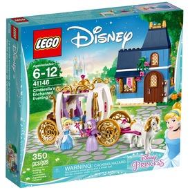 LEGO® Disney Princess Hamupipőke estélye 41146 Itt egy ajánlat található, a bővebben gombra kattintva, további információkat talál a termékről.