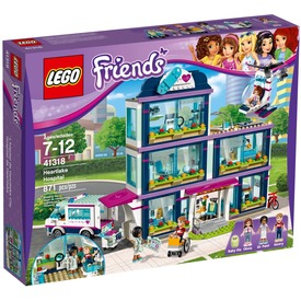 LEGO® Friends Heartlake kórház 41318