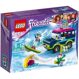LEGO Friends Havas üdülőhely terepjáróval 41321 Itt egy ajánlat található, a bővebben gombra kattintva, további információkat talál a termékről.
