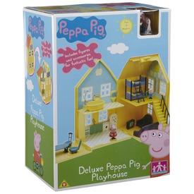 PEPPA DELUX Házikó 4 figurával PEP