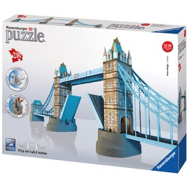 Tower-híd 216 darabos 3D puzzle