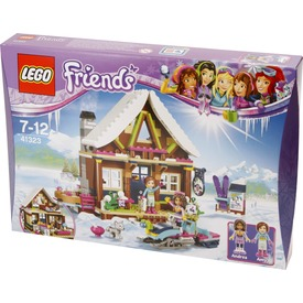 LEGO® Friends Faház a havas üdülőhelyen 41323
