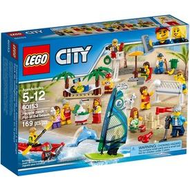 LEGO City Tengerparti figuracsomag 60153 Itt egy ajánlat található, a bővebben gombra kattintva, további információkat talál a termékről.