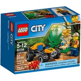 LEGO® City Dzsungeljáró homokfutó 60156