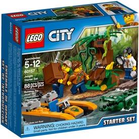 LEGO® City Dzsungel kezdőkészlet 60157