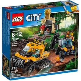 LEGO® City Dzsungel küldetés járművel 60159