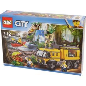 LEGO® City Dzsungel mozgó labor 60160 Itt egy ajánlat található, a bővebben gombra kattintva, további információkat talál a termékről.