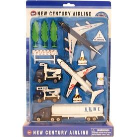 Fém repülőtéri járműkészlet - 1:64 Itt egy ajánlat található, a bővebben gombra kattintva, további információkat talál a termékről.