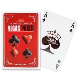 Vegas Poker 55 lapos kártya