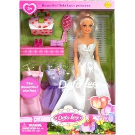 Defa Lucy hercegnő baba három ruhával - 30 cm, többféle Itt egy ajánlat található, a bővebben gombra kattintva, további információkat talál a termékről.