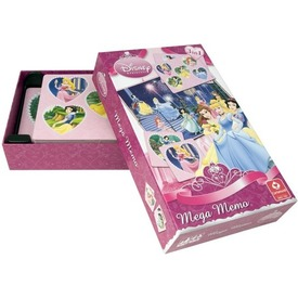 Disney hercegnők mega memóriajáték Itt egy ajánlat található, a bővebben gombra kattintva, további információkat talál a termékről.