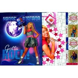 Ajándéktasak Canpol /Hannah Montana /