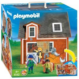 Playmobil Hordozható tanya 4142