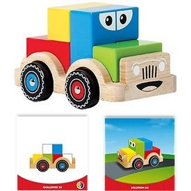 Smart Car logikai játék Itt egy ajánlat található, a bővebben gombra kattintva, további információkat talál a termékről.