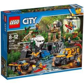 LEGO® City Dzsungel kutatási terület 60161