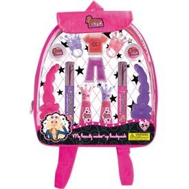 Gyerek smink hátizsákos szett Itt egy ajánlat található, a bővebben gombra kattintva, további információkat talál a termékről.