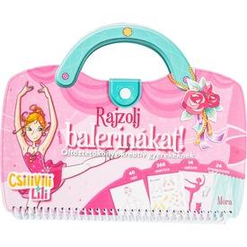 Rajzolj balerinákat öltöztetőkönyv Itt egy ajánlat található, a bővebben gombra kattintva, további információkat talál a termékről.