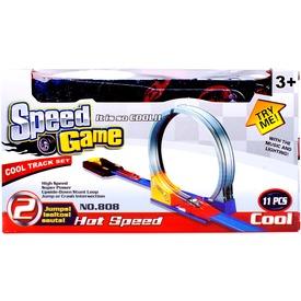 Speed Game halálkanyar 11 darabos autóverseny pálya