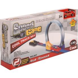 Speed Game állítható halálkanyar 11 darabos autóverseny pálya Itt egy ajánlat található, a bővebben gombra kattintva, további információkat talál a termékről.