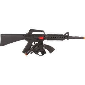 Super Gun géppuska és pisztoly készlet