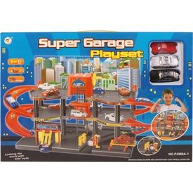 Super Garage parkolóház 3 autóval Itt egy ajánlat található, a bővebben gombra kattintva, további információkat talál a termékről.