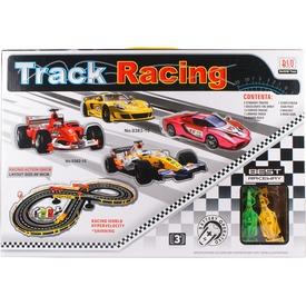 Track Racing autópálya 2 autóval Itt egy ajánlat található, a bővebben gombra kattintva, további információkat talál a termékről.