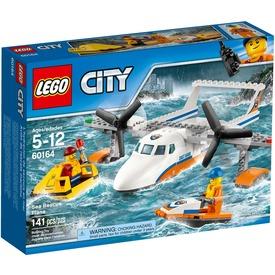LEGO® City Tengeri mentőrepülőgép 60164