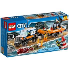 LEGO City 4 x 4 Sürgősségi egység 60165 Itt egy ajánlat található, a bővebben gombra kattintva, további információkat talál a termékről.