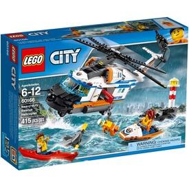 LEGO City Nagy teherbírású mentőhelikopter 60166 Itt egy ajánlat található, a bővebben gombra kattintva, további információkat talál a termékről.
