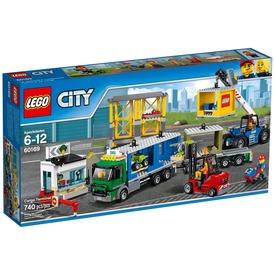 LEGO City Teherszállító terminál 60169 Itt egy ajánlat található, a bővebben gombra kattintva, további információkat talál a termékről.