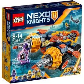 LEGO Nexo Knights Axl kőtörője 70354 Itt egy ajánlat található, a bővebben gombra kattintva, további információkat talál a termékről.
