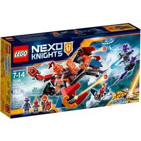 LEGO Nexo Knights Macy Robot ejtősárkánya 70361 Itt egy ajánlat található, a bővebben gombra kattintva, további információkat talál a termékről.