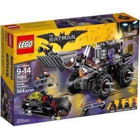 LEGO Batman Movie Kétarc pusztító járműve 70915 Itt egy ajánlat található, a bővebben gombra kattintva, további információkat talál a termékről.