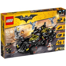LEGO Batman Movie Ultimate Batmobile 70917