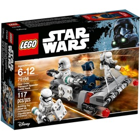 LEGO Star Wars Első rendi szállítógép 75166 Itt egy ajánlat található, a bővebben gombra kattintva, további információkat talál a termékről.