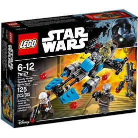 LEGO Star Wars Fejvadász speeder bike 75167