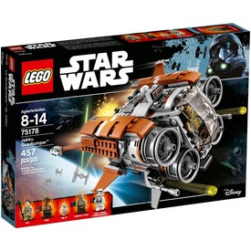 LEGO Star Wars Jakku Quadjumper 75178 Itt egy ajánlat található, a bővebben gombra kattintva, további információkat talál a termékről.