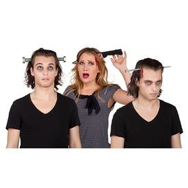Halloween vicces hajpánt - univerzális méret, többféle
