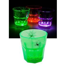 Halloween világító pohár - zöld, pók mintás Itt egy ajánlat található, a bővebben gombra kattintva, további információkat talál a termékről.
