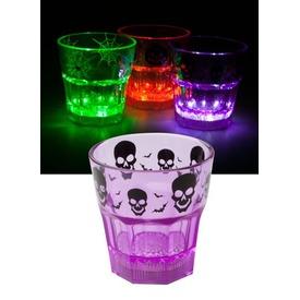 Halloween világító pohár - lila, koponya mintás Itt egy ajánlat található, a bővebben gombra kattintva, további információkat talál a termékről.