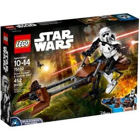 LEGO® Star Wars Felderítő Rohamosztagos 75532 Itt egy ajánlat található, a bővebben gombra kattintva, további információkat talál a termékről.
