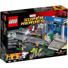 LEGO Super Heroes Pókember ATM támadás 76082 Itt egy ajánlat található, a bővebben gombra kattintva, további információkat talál a termékről.